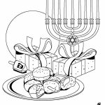 Looking For Free Printable Hanukkah Coloring Pages? Look No Further | Printable Hanukkah Cards To Color