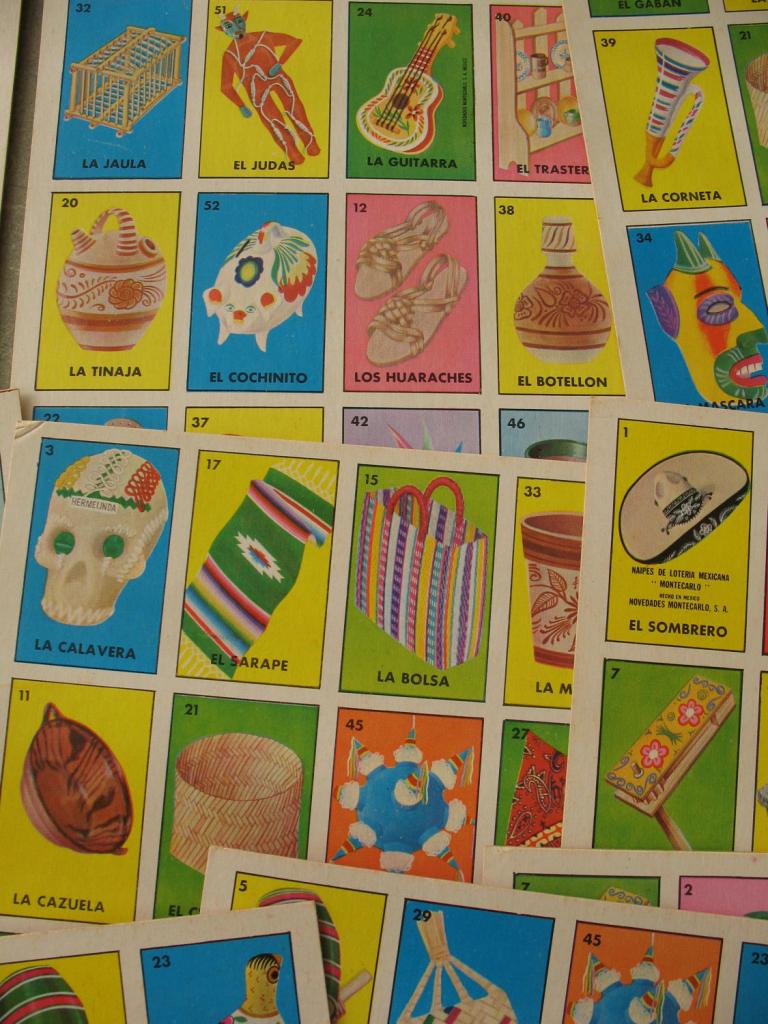 Loteria Cards Printable - Printable Cards | Free Printable Loteria Cards