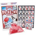 Low Vision Po Ke No Board Game | Free Printable Pokeno Game Cards