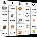 Make Custom Printable Bingo Cards | Bingo Card Creator | Free Printable Bingo Cards For Teachers