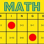 Math Bingo: Free Printable Game To Help All Students Learn Math | Printable Addition Bingo Cards