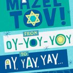 Mazel Tov And Oy Yoy Bar Mitzvah Card   Greeting Cards   Hallmark | Bar Mitzvah Cards Printable