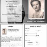Memorial Card Template Microsoft Word   Kleo.bergdorfbib.co | Free Printable Funeral Prayer Card Template