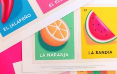 Mexican Loteria Cards Printable