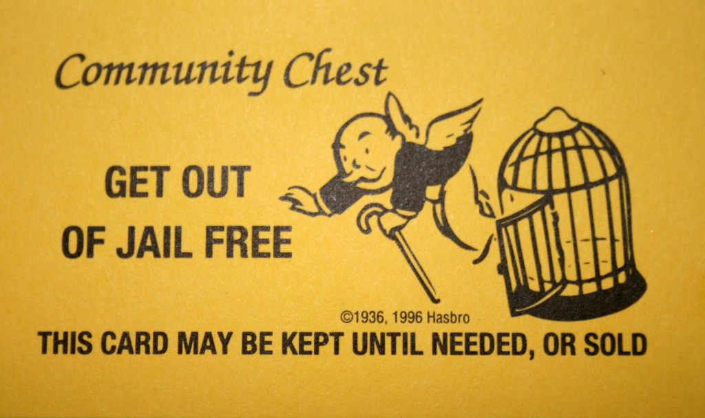Monopoly Get Out Of Jail Free Card Printable Quality Images | Iphoto | Get Out Of Jail Free Card Printable
