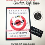 "More Than 9 To 5My Life As ""mom"": Teacher Gift Idea: Target Gift 