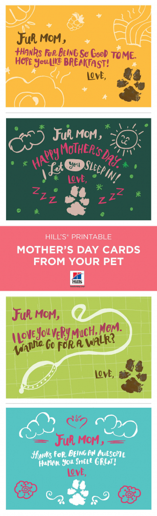 Mother's Day | Things We Love | Dog Mothers Day, Mothers Day Cards | Free Printable Mothers Day Cards From The Dog
