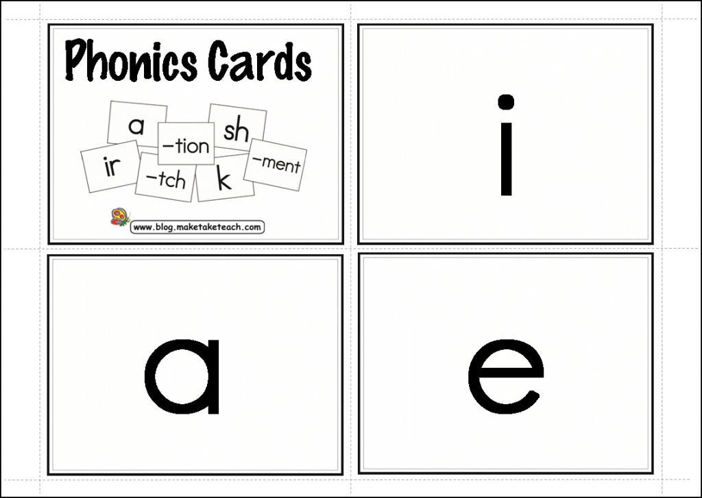 My Favorite Resources For Dyslexia And Learning Disabilities - Make | Printable Picture Cards For Phonics