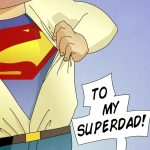 My Superdad   Father's Day Card (Free) | Greetings Island | Super Dad Card Printable