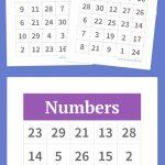 Numbers Bingo | Preschool | Bingo, Bingo Cards, Free Bingo Cards | Bingo Cards Printables For Numbers
