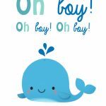 Oh Boy   Baby Shower & New Baby Card | Greetings Island | Free Printable Baby Boy Cards