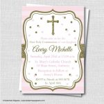Pinannel On Kiddos | First Communion Invitations, Communion | First Holy Communion Cards Printable Free