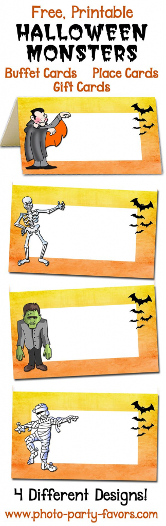 Pinchristi Pew On Hosa Blood Drive | Halloween Buffet, Halloween | Free Printable Halloween Place Cards