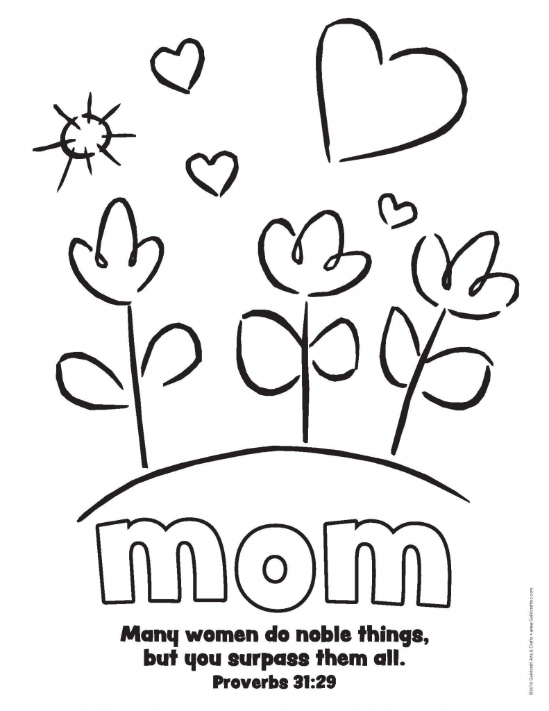 Pinjean Ballew On Children's Ministries | Mothers Day Coloring | Free Spanish Mothers Day Cards Printable