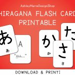 Pinkhunley On Learn Japanese | Hiragana, Cards, Japanese | Hiragana Flash Cards Printable