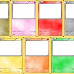 Pokemon Blank Card Templateslevelinfinitum.deviantart On | Blank Pokemon Card Printable