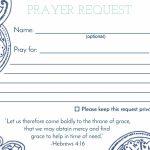 Prayer Request Card … | Mops | Praye… | Printable Prayer Request Cards