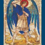 Prayer To St. Michael The Archangel For The Conversion Of | St Michael Prayer Card Printable