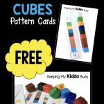 Preschool — Keeping My Kiddo Busy | Popsicle Stick Pattern Cards Printable