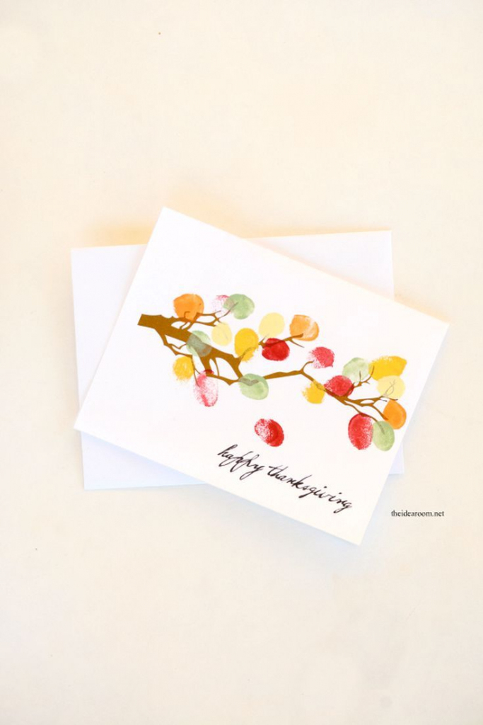 Print A Free Thanksgiving Greeting Card To Send To Family And | Thanksgiving Printable Greeting Cards
