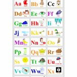 Printable Alphabet | Printable Alphabet Cards Educational Flash | Printable Alphabet Flash Cards