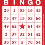 Printable Bingo Cards 1 90   Bingocardprintout | Printable Bingo Cards 1 20