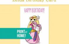 Hamilton Birthday Card Printable