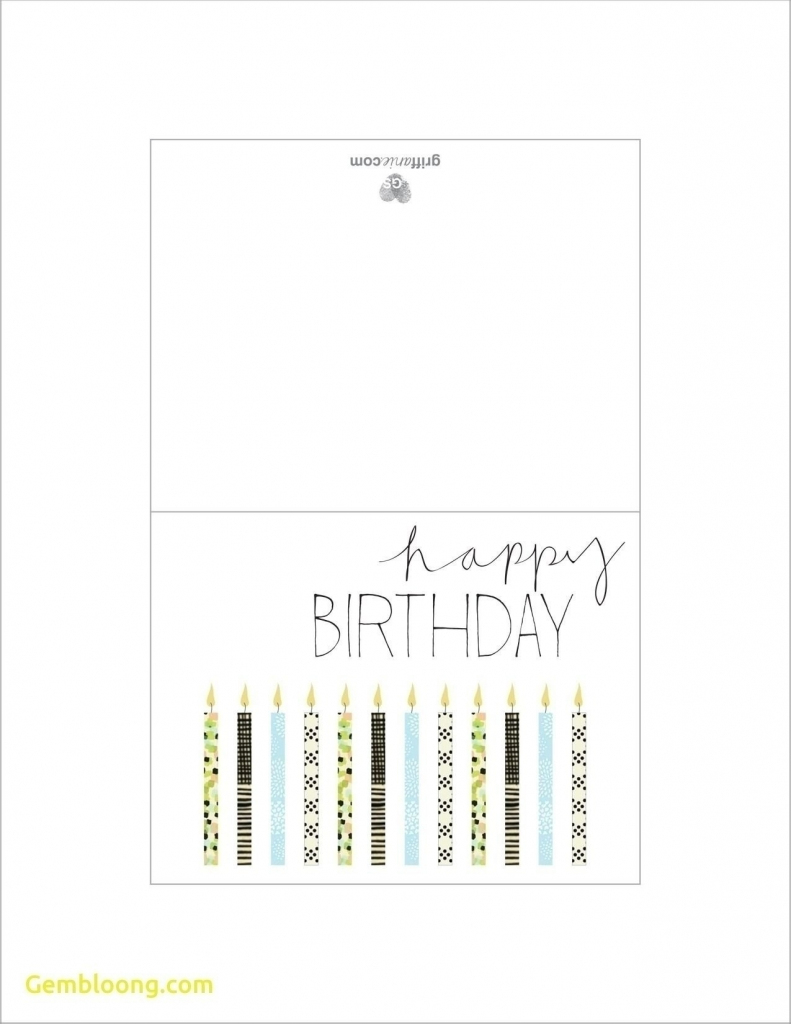 Printable Birthday Cards Foldable For Boys | Chart And Printable World | Printable Birthday Cards Foldable