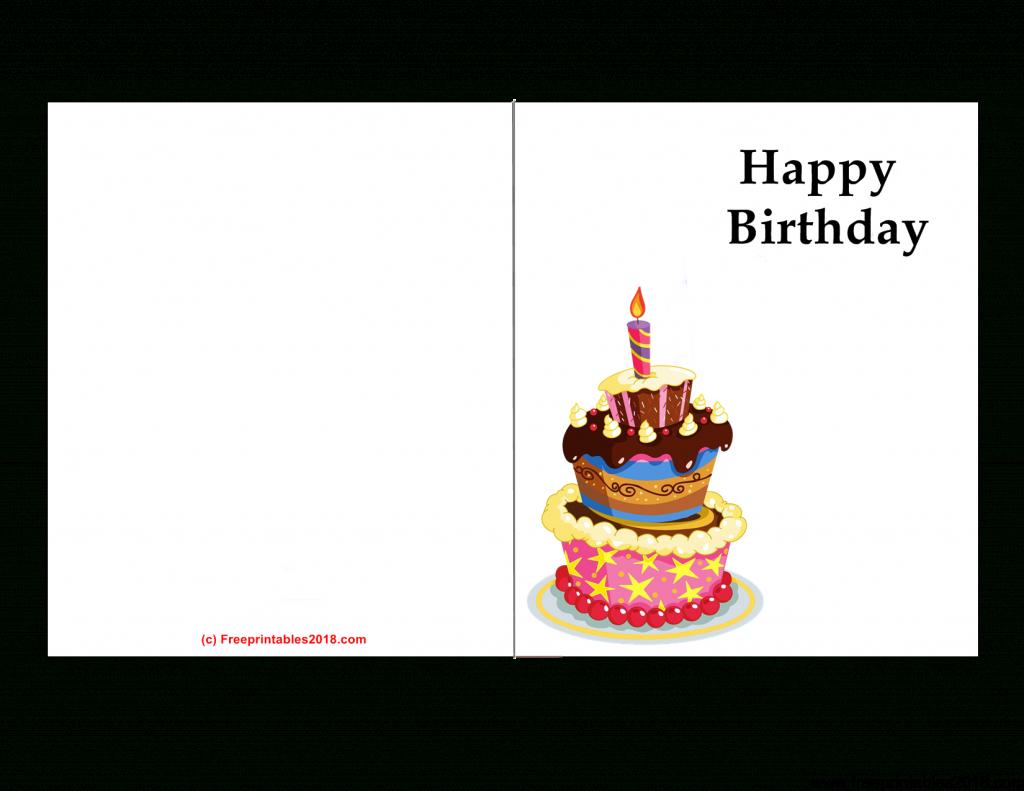 Printable Birthday Cards | Free Printables 2019 | Birthday Cards With Photos Printable