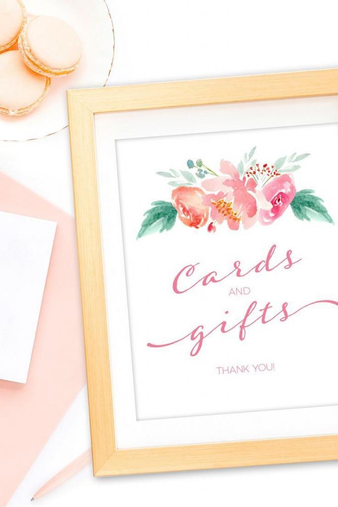 Printable Bridal Shower Card | Bridal Shower In 2019 | Bridal Shower | Printable Bridal Shower Card