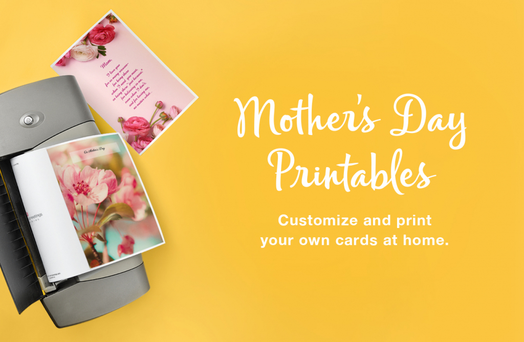 Printable Cards - Printable Greeting Cards At American Greetings | Free Printable Mothers Day Cards Blue Mountain