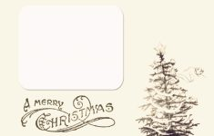 Printable Christmas Card Templates – Happy Holidays! | Free Printable Christmas Card Templates