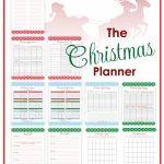 Printable Christmas Planner: A Purposeful Peaceful Christmas | Kasey | Printable Christmas Card List