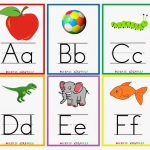 Printable Color Flash Cards   Mauracapps | Printable Picture Cards For Kindergarten