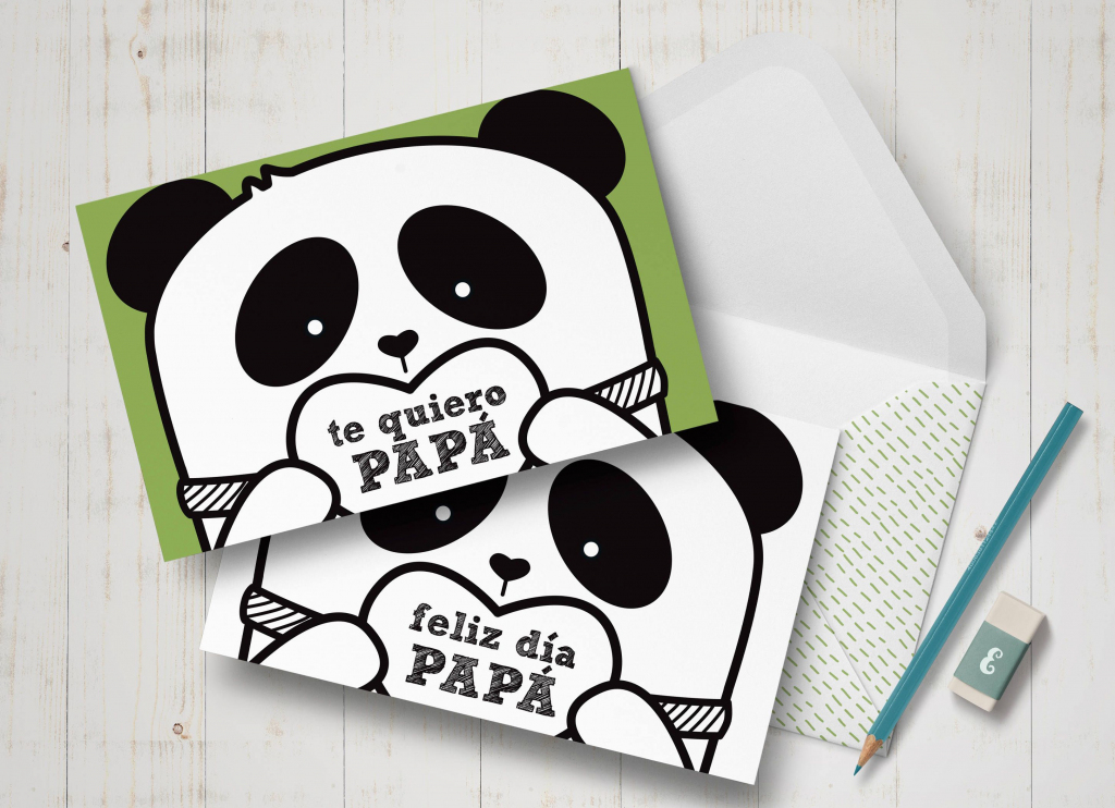 Printable Dia Del Padre Card - Spanish Birthday Card - Unique | Spanish Birthday Cards Printable