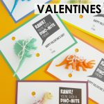 Printable Dinosaur Valentine Cards   Welcome To The Family Table™ | Printable Dinosaur Valentine Cards
