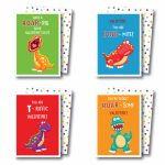 Printable Dinosaur Valentines Cards | Kateogroup | Printable Dinosaur Valentine Cards