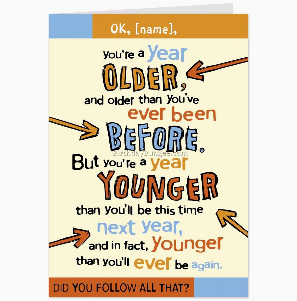 Printable Funny 70Th Birthday Cards – Printable Birthday Cards For | Funny Printable Birthday Cards