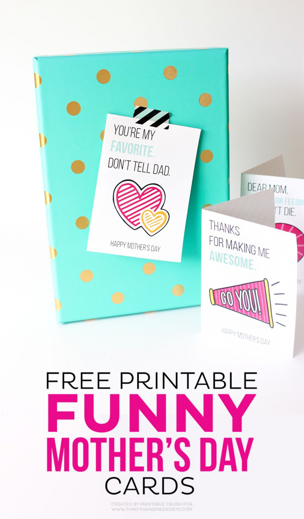 Printable Funny Mother's Day Cards | Holiday Stuff | Mothers Day | Mother's Day Card Maker Printable