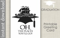 High School Graduation Cards Printable