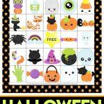 Printable Halloween Bingo Cards   Happiness Is Homemade | Free Printable Halloween Bingo Cards