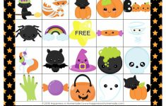 Fun Printable Halloween Bingo Cards