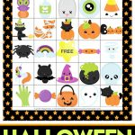 Printable Halloween Bingo Cards   Happiness Is Homemade | Halloween Picture Bingo Cards Printable