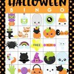 Printable Halloween Bingo Cards   Happiness Is Homemade | Printable Halloween Bingo Cards