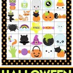 Printable Halloween Bingo Cards   This Halloween Bingo Game Is A Ton | Printable Halloween Bingo Cards For Classroom