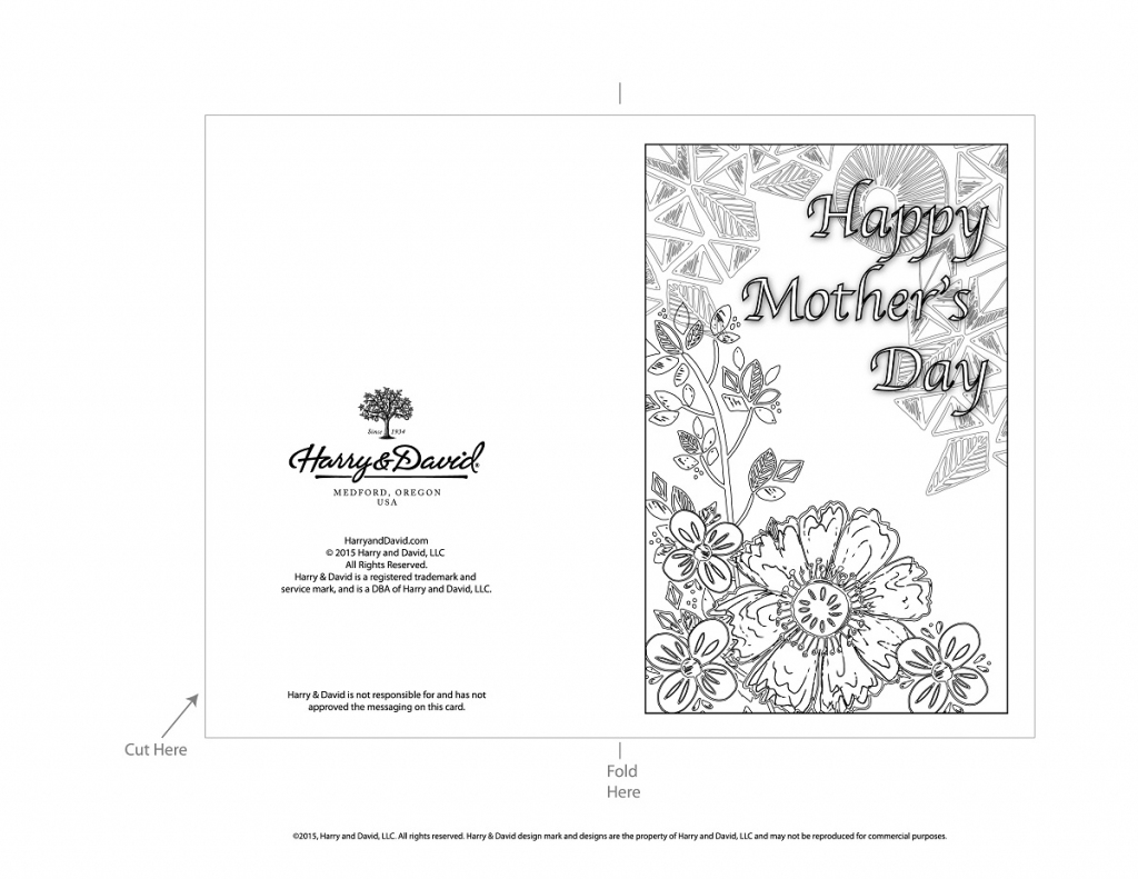 Printable Mother's Day Cards | Mothers Day Printable Cards