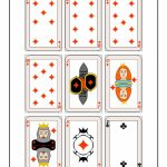 Printable Playing Cards   Diamonds & Clubs | Woo! Jr. Kids Activities | Printable Deck Of Cards