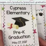 Printable Preschool Graduation Program   Youtube | Printable Preschool Graduation Card