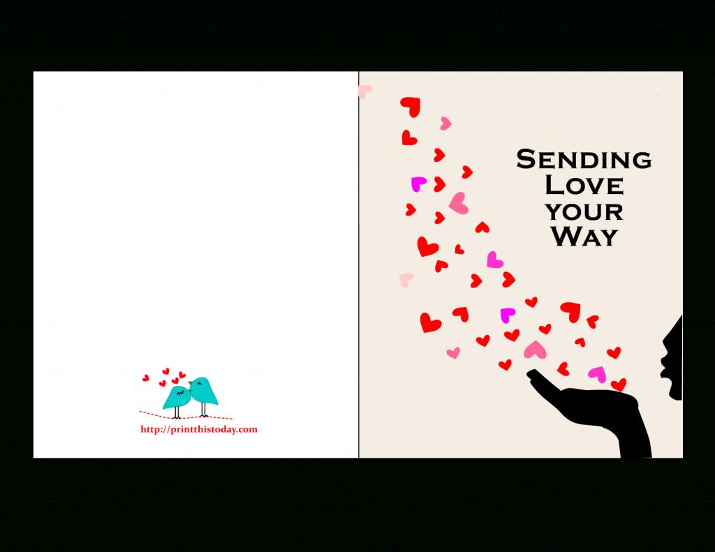 Printable Romantic Birthday Cards – Happy Holidays! | Free Printable Romantic Birthday Cards