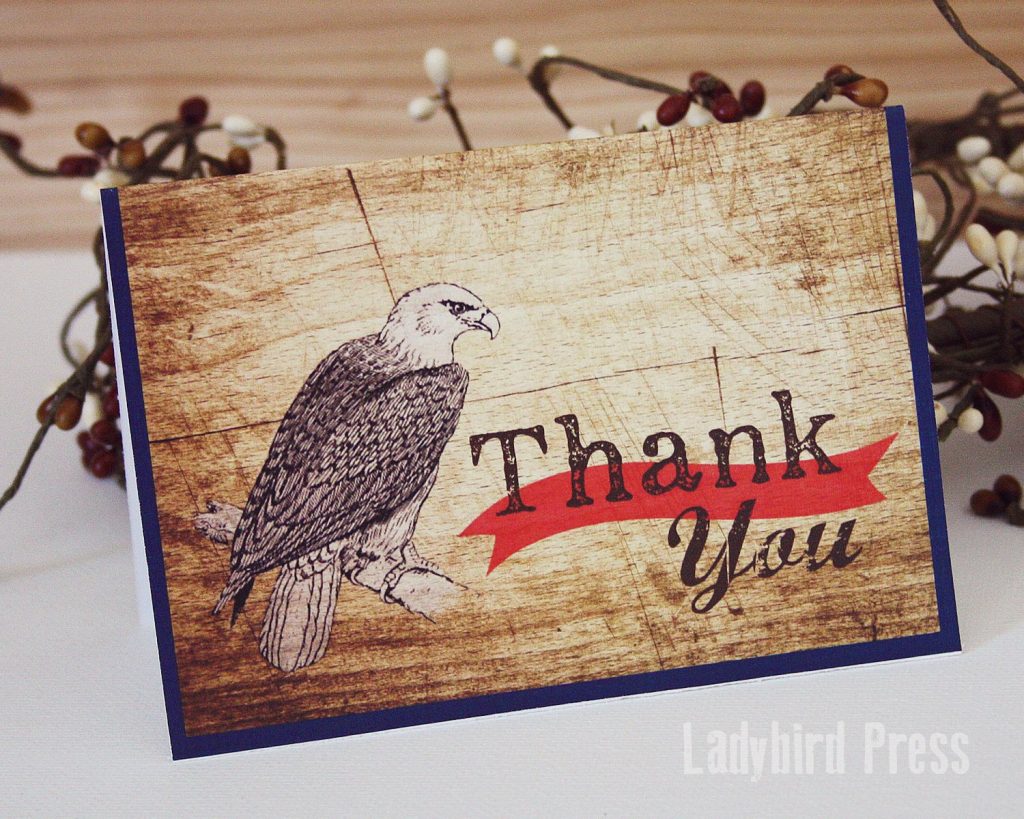 Printable Thank You Card Boy Scout Eagle Thank You Card | Etsy | Free Printable Eagle Scout Thank You Cards